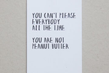 Peanut butter quote